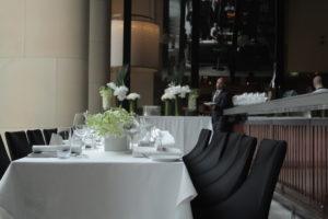 Glass Brasserie Peruvian Dinner at the Hilton Sydney