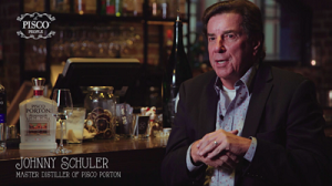 Johnny Schuler talks about Peruvian pisco