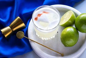 Celebrate World Pisco Sour Day on Saturday 4 February 2017
