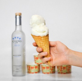 Gelato Messina's Pisco Sour Brings Peru Down Under
