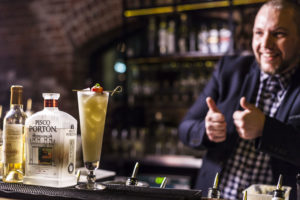 Daniel Gregory wins Dare to Pisco Getaway Cocktail Competition