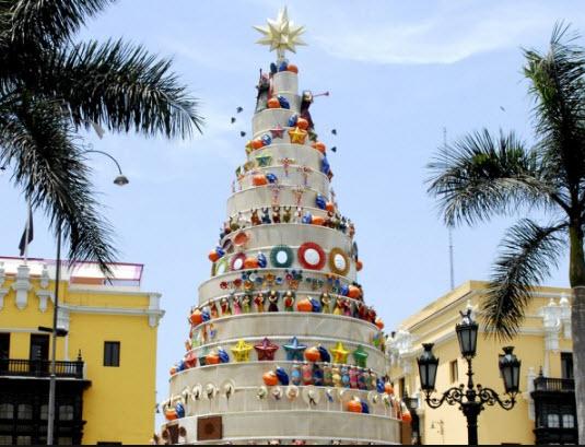 Celebrating Christmas in Peru