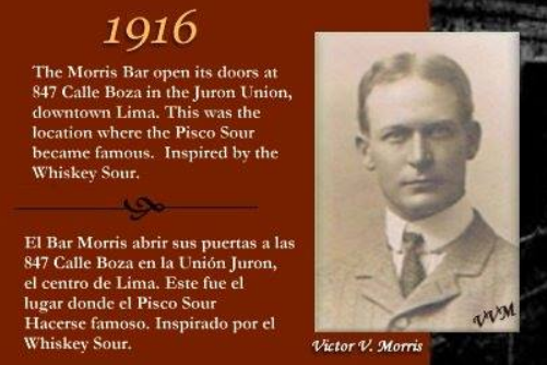 History of the pisco sour